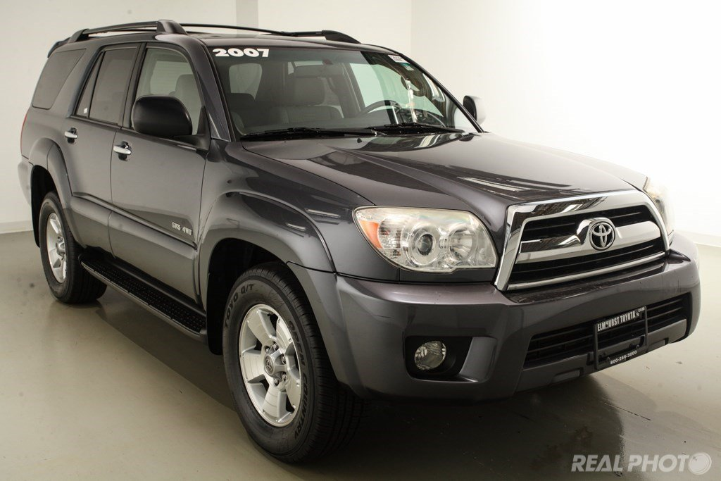 pre owned 2007 toyota 4runner sr5 sport utility in. Black Bedroom Furniture Sets. Home Design Ideas